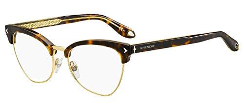Givenchy Gafas de Vista GV 0064 Havana Gold 51/17/145 mujer