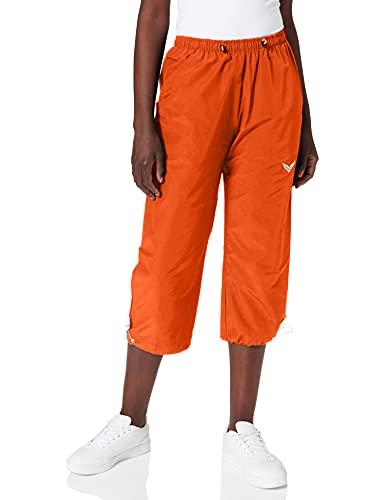 Trigema Damen 506290 Sporthose, Orange (orange 061), 48 (Herstellergröße: XL)
