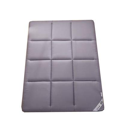 Yuan Ou Mattress Bed Mattress Pad Sheets Double/Single Bed Cushion Tatami Mattress Topper Soft Comfortable Breathable Bed Mattress 180x200cm grey