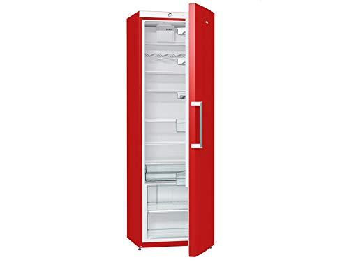 Gorenje R6192FRD Standkühlschrank Rot Kühler Kühlschrank A++ 185cm hoch