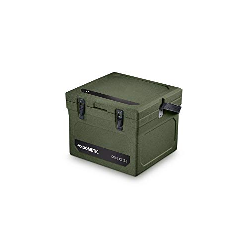 DOMETIC 9600019218 - Nevera portátil, Color Verde