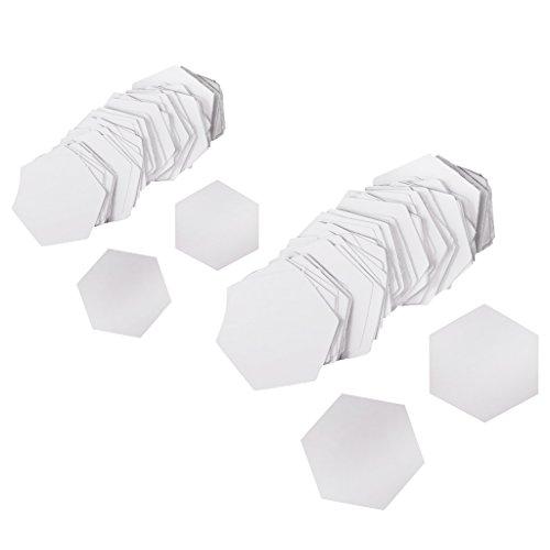 Bonarty Poly Papier Quilting Schablonen
