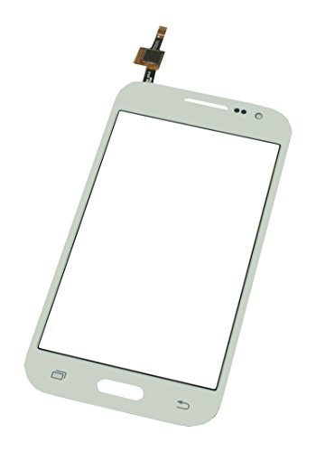 Winmaxcn Front Cover Touch Screen Digitizer Pantalla Táctil For Samsung Galaxy Core Prime G361F G361 (NO LCD) (Blanco)