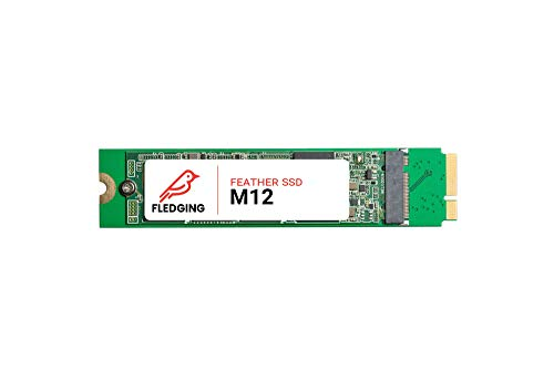 Feather M12 SSD (128GB) and Tools, macOS – SATA SSD Upgrade for Apple MacBook Air 2012, A1465 EMC 2558 and A1466 EMC 2559