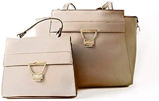 Lenz Satchels Bag For Women, Brown, aM19-B131