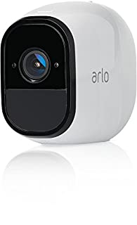 ARLO VMC4030 Telecamera Addizionale per Sistema di Videosorveglianza Wi-Fi senza Fili con Audio a 2 Vie, HD, Visione Notturna, Interno/Esterno, Funziona con Alexa e Google Wi-Fi (B01LR7EU46) | Amazon price tracker / tracking, Amazon price history charts, Amazon price watches, Amazon price drop alerts