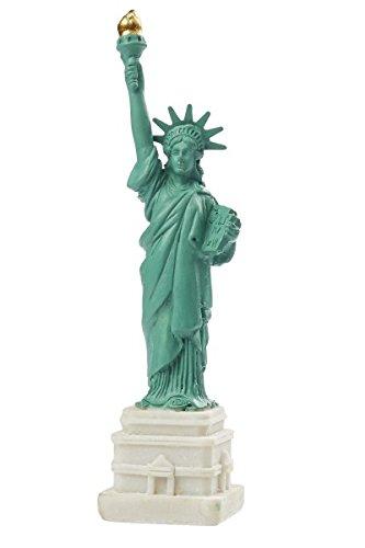 Hobbyfun Freiheitsstatue Statue of Liberty 11 cm New York Figur Skulptur Deko Tortendeko