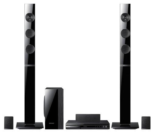Samsung HT-E453 cine en casa - Equipo de Home Cinema (Reproductor de DVD, CD, CD-R, CD-RW, DVD,...