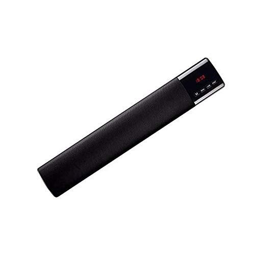 MDHDGAO Mini Barra de Sonido, Altavoz Bluetooth inalámbrico...