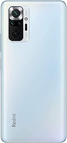 【日本正規代理店品】Xiaomi Redmi Note 10 Pro 日本語版 6+128GB SIMフリースマホ本体 スマートフォン本体 1億800万画素 120Hz AMOLED(グレイシャーブルー)