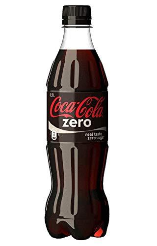 Coca Cola Zero Fles 50Cl Pk24