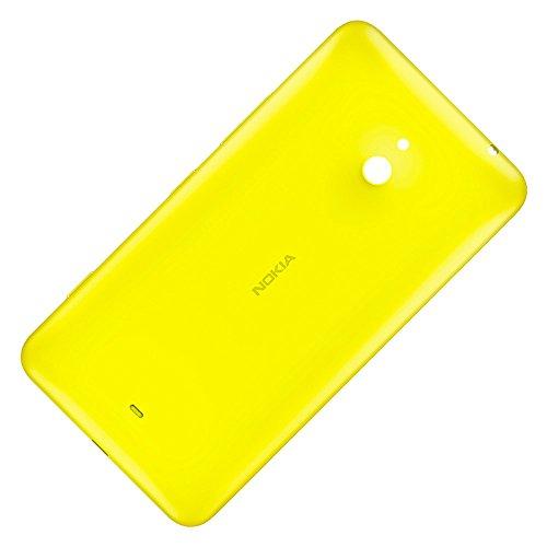 Nokia Lumia 1320Copribatteria Originale Giallo include controllo/silenzioso, On/Off e pulsante fotocamera