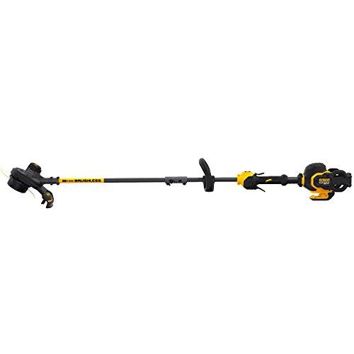 DEWALT FLEXVOLT 60V MAX String Trimmer, 15-Inch, Tool Only (DCST970B)
