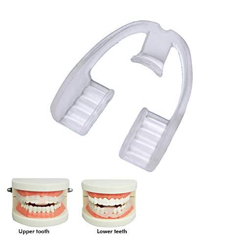 Kylewo Aufbissschiene, Hot Tooth Grinding Dental Mundschutz Bruxismus Splint Nacht Schlafen