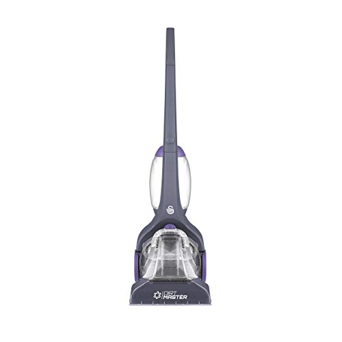 Swan Dirtmaster Carpet Washer, Lightweight Wet Cleaner for Carpets, Rugs and Car Seats, Deep Cleaning with Stain Removal, Refreshes and Neutralises lingering Pet Odours - Black (SC17310N)