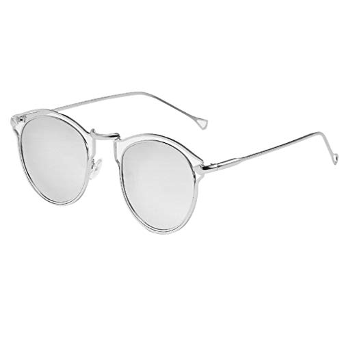 KERULA Cat Eye Sonnenbrille Herren Damen Trendy Mode Hot Cool Sonnenbrillen Unisex Bunte Polarisierte Farbfilm Sunglasses