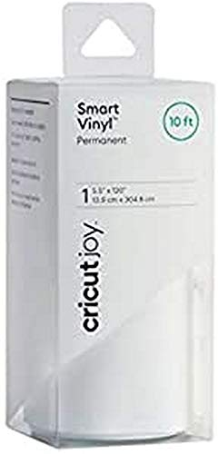 Cricut Joy Smart Vinyl – Value Roll Permanente (10 pies)