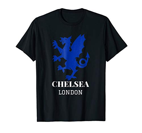 Chelsea London Soccer Jersey T-Shirt