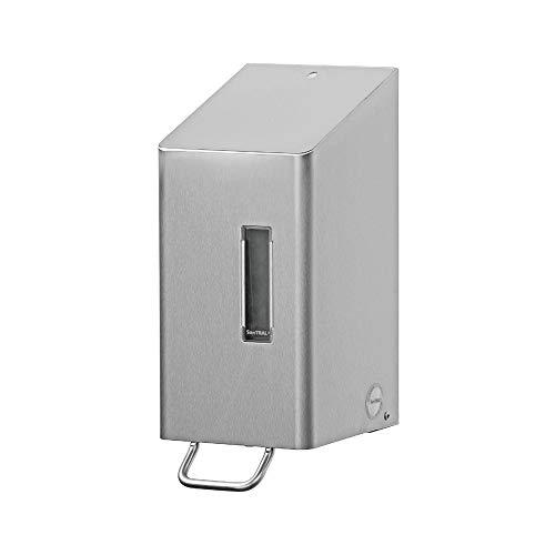 OPHARDT hygiene 1411082 SanTRAL NSU 30-1 E AFP Seifenspender für Flüssigseife, 3000 ml