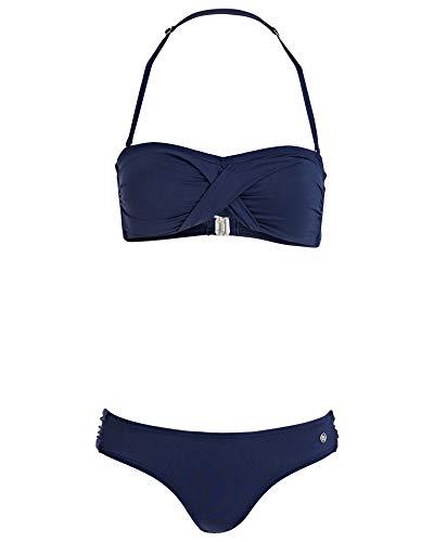 Bogner Damen Bikini Modell: IRA2 Gr. 36 / S Farbe: Blue Neckholder-Bikini