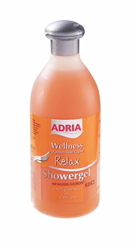 HOLSTE Adria Relax Showergel orange, 400ml mit Collagen & Kaiser-Natron