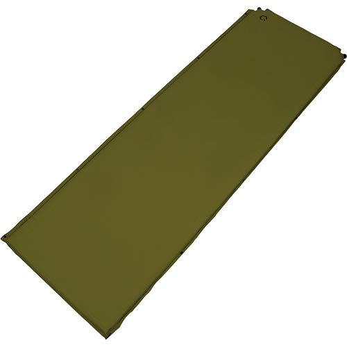 [クイックキャンプ] 車中泊マット 8cm 極厚 シングルサイズ カーキ QC-CM8.0