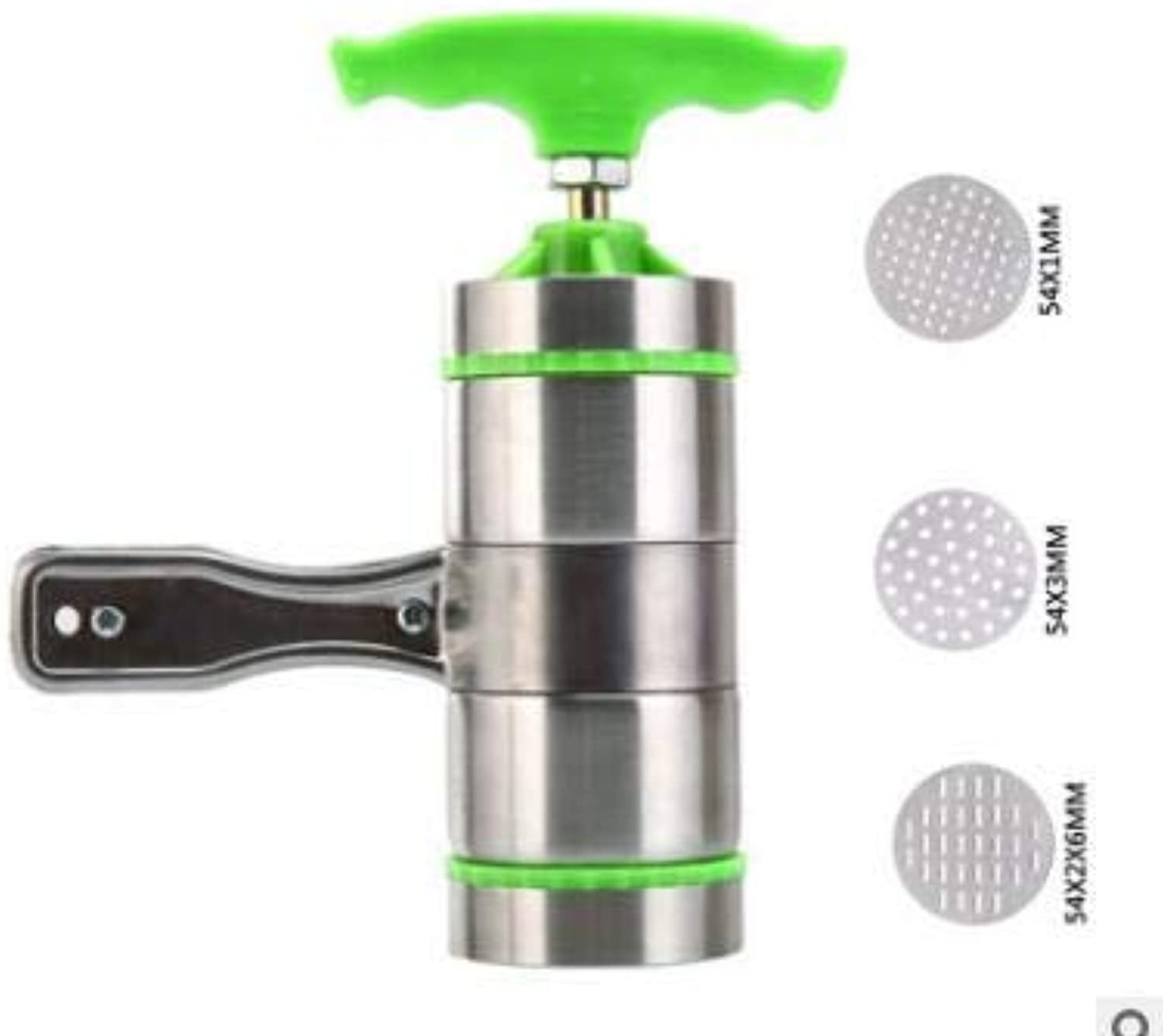 OUSSIRRO 1 pcs Manual All Noodle Household Stainless Steel Press   2