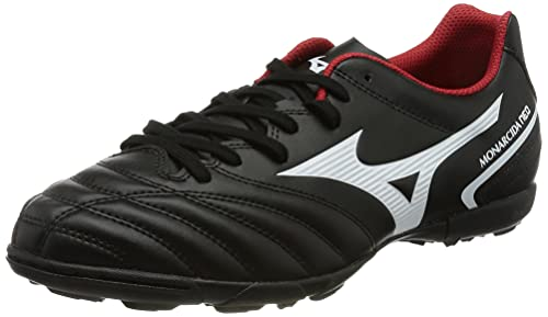 Mizuno Unisex Monarcida Ii Sel As Football Shoe, Black White, 7.5 US Men