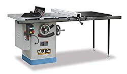 Baileigh TS-1040P-50 Professional Cabinet Style Table Saw