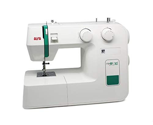 Alfa Next 30 Spring – La mejor máquina de coser para principiantes