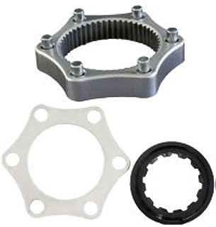 Disc Brake Center Lock Adapter SH-2 - Attach 6 Bolt rotors to Centerlock hubs