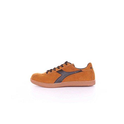 Diadora Sneakers Tokio Uomo in Pelle Scamosciato Marrone - Codice Modello: 501 172302 01 30147 Tokyo - Taglia: 40.5 IT