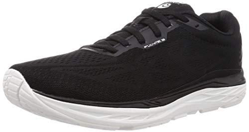 Topo Athletic Herren FLI-Lyte 3 Road Laufschuh, Herren, Straßenlaufschuhe, M030-110-BLKWHT, schwarz/weiß, 11