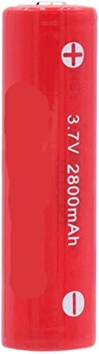 Batería De 18650 3.7v 2800mah Batería Recargable para Las BateríAs De La Linterna 1PCS-5_PCS