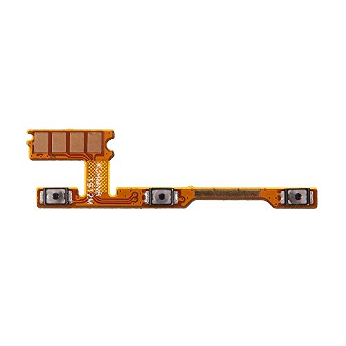compatibile per XIAOMI REDMI NOTE 8 / Note 8T Ricambio flat flex circuito interno switch key pulsante accensione tasto power on off volume controllo tasti laterali