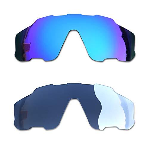 Color : 4 YiWu Gafas de Sol 9270 Gafas Antideslizantes antivaho polarizadas para Exteriores de Cinco Piezas Jawbreaker Goggles