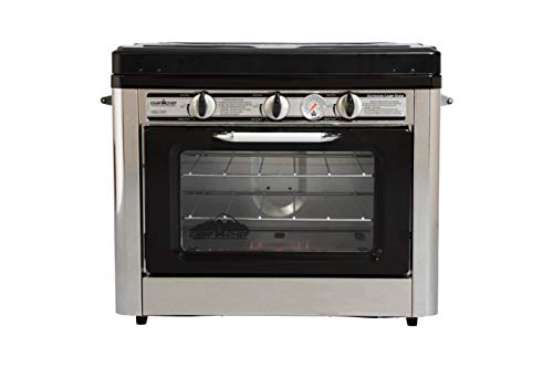 Camp Chef Outdoor Oven with Carry Bag and Bulk Tank Hose