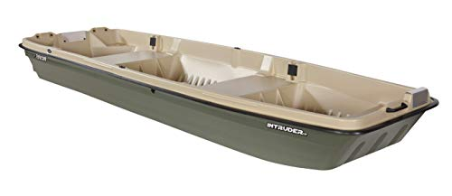 Pelican - Boat Intruder 12 - Jon Fishing Boat - 12 ft. - Great for Hunting/Fishing