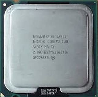 Intel Core 2 Duo E7400 CPU Processor- SLB9Y (Renewed)