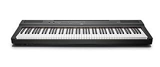 Yamaha P-125 piano numérique avec 88 touches – Compact, transportable et élégant – Compatible avec l'application Smart Pianist – Noir (B07BZTZC6R)   Amazon price tracker / tracking, Amazon price history charts, Amazon price watches, Amazon price drop alerts