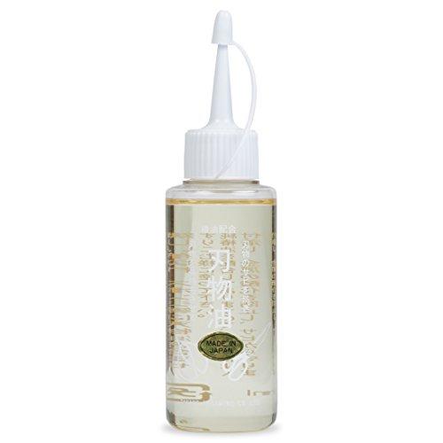 Geosism & Nature Olio per la lubrificazione della Lama degli Attrezzi per Bonsai, 100 ml