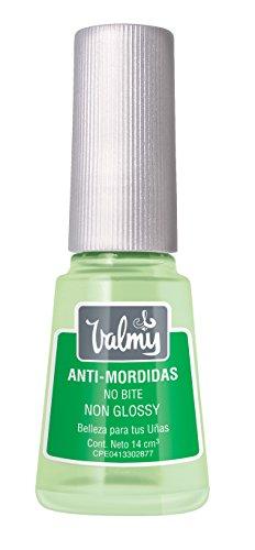 Tratamiento de uñas Anti mordidas Valmy – Detiene la mordedura de cutículas y succión del pulgar - para Adultos y Niños - Sin Brillo
