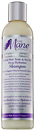 THE MANE CHOICE - Heavenly Halo Herbal Hair Tonic & Soy Milk Deep...
