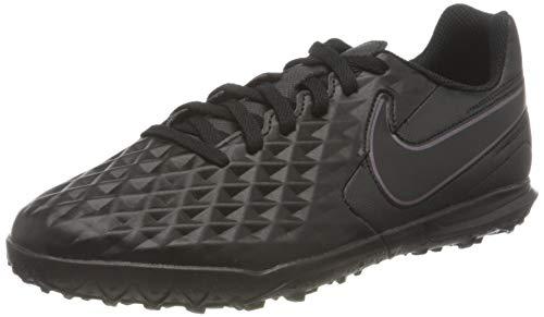 Nike Legend 8 Club Tf, Scarpe da Football Unisex-Adulto, Nero, 38 EU