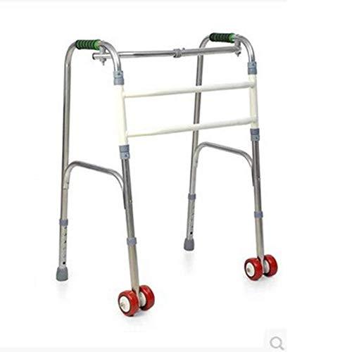 JINGQI Die ältere Rehabilitation kann leicht Sein, gefaltet, um die Bremsen Sorgen für Sicherheit helfen, die Patienten mit schwerem unterer Extremität Funktion Schaden Stehen zu tragen und Gehen