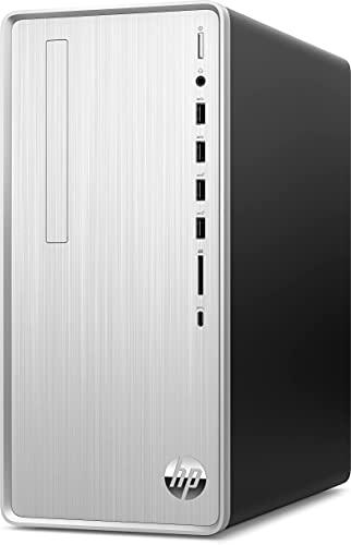 PC Sobremesa HP Pavilion TP01-0020nl, Intel i3-9100F (3.6GHz), 8GB RAM, HDD 2TB, SSD 256GB PCIe NVMe, Sin unidad óptica, Nvidia GeForce GT1030 2GB, WIFI, Bluetooth, Windows 10 Home
