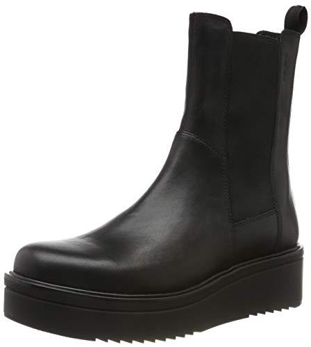 Vagabond Damen Tara Chelsea Boots, Schwarz (Black 20), 39 EU