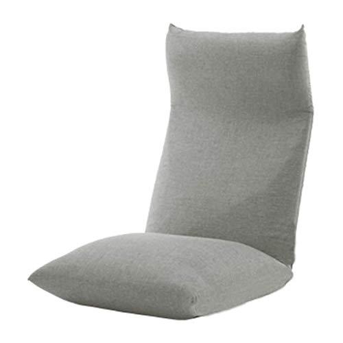 Diaod Balcón de la habitación Silla Perezosa, Moderna Minimalista Lazy sillón Individual con Respaldo