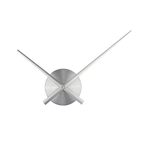 Timelike - Manillas de reloj en 3D para hacer un reloj de pared en 3D. Accesorios y mecanismo de cuarzo