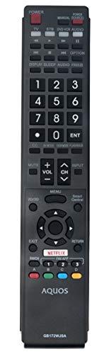 sharp 60sq15u remote - 6